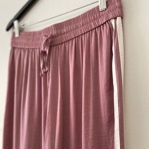 American Eagle Outfitters Silky Track Pants
